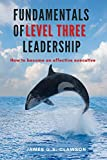 Fundamentals of Level Three Leadership: How to Become an Effective Executive (English Edition)