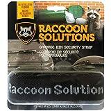 Racoon Solutions Garbage Bin Locking Device
