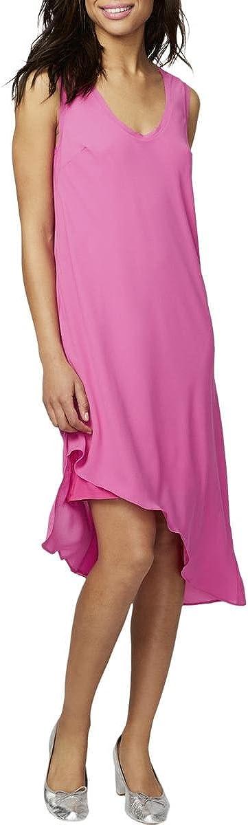 RACHEL Rachel Roy Womens Sleeveless Knee-Length Casual Dress