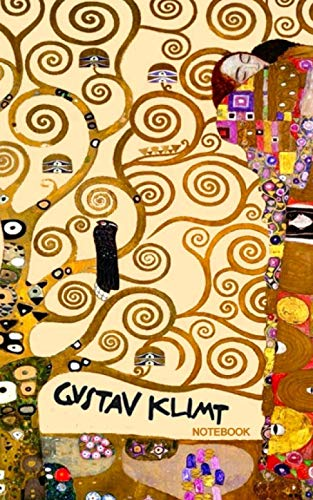 Gustav Klimt Notebook: Tree of Life ( journal / cuaderno / portable / gift ) (Signature Series)