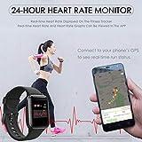 Zoom IMG-1 chereeki smartwatch fitness tracker orologio
