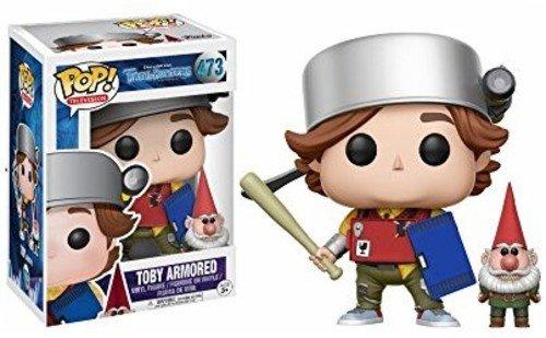 Funko Pop! Toby Armored - Trollhunters