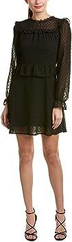 Romeo & Juliet Couture Swiss Dot Woven Dress
