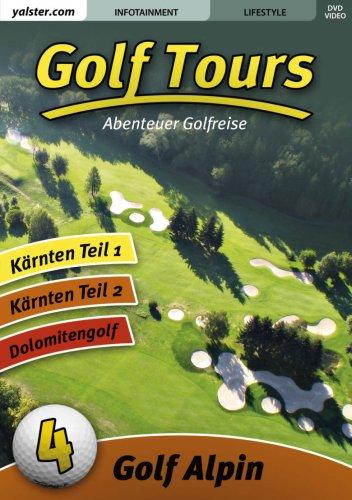 Golf Tours 4: Golf Alpin [Alemania] [DVD]