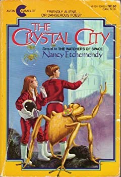 The Crystal City (An Avon Camelot Book) 0380896990 Book Cover