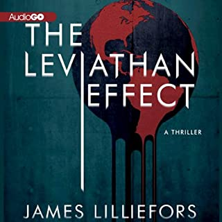 The Leviathan Effect audiobook cover art