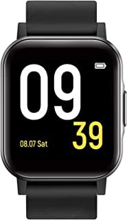 """SoundPEATS Smart Watch Fitness Tracker with All Day Heart Rate Monitor Sleep Quality Tracker IP68 Waterproof 1.4"""" Large To..."""