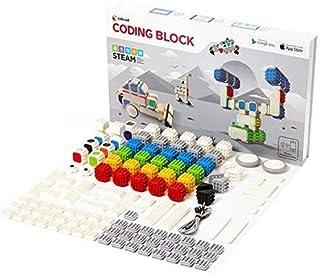 CUBROID「キューブロイド」無線 プログラミング ブロック 想像力と創造力を育てる STEM STEAM 教材 教育
