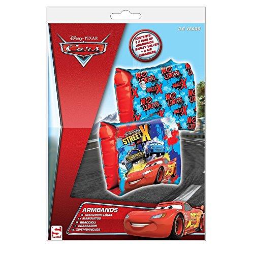 GUIZMAX Compatible avec Brassard Disney Cars Enfant