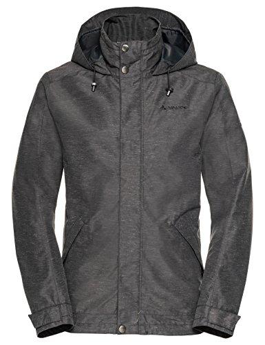 VAUDE Men's Califo Jacket II Veste pour Le Quotidien Moderne Homme, Iron, FR (Taille Fabricant : XL)