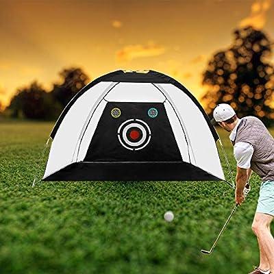 Blinngo Golf Nets for Backyard,Golf Net Golf Hitting Nets Training Aid Practice Nets for Indoor Outdoor Sports