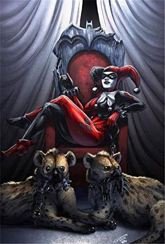 51zJio0IooL Harley Quinn Paintings
