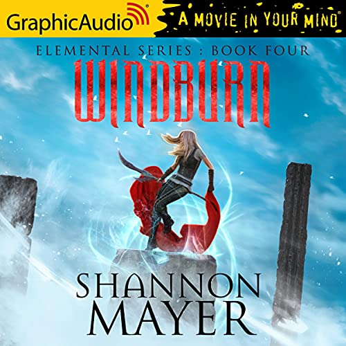 Windburn [Dramatized Adaptation] cover art