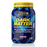 MHP Dark Matter Post Workout, Recovery Accelerator, w/Multi Phase Creatine, Waxy Maize Carbohydrate, 6g EAAs, Fruit Punch, 20 Servings, 55 Oz