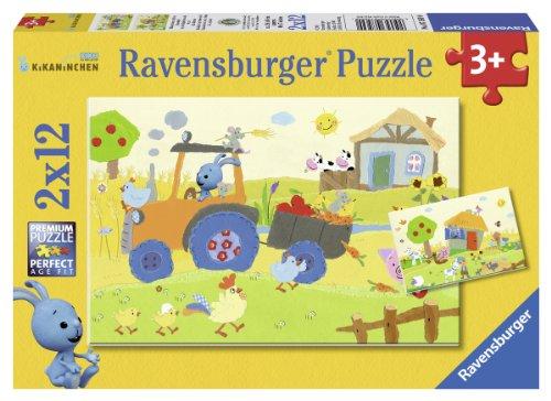 Ravensburger 07569 - Kikaninchen auf dem Bauernhof