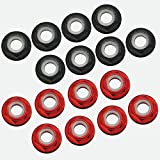 ARRIS M5 Quick Release Prop Nuts Self-Tightening Lock Nuts Adapter for Brushless Motor of RC FPV Racing Drones (8CW + 8CCW)