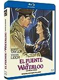 El Puente de Waterloo BD 1940 Waterloo Bridge [Blu-ray]