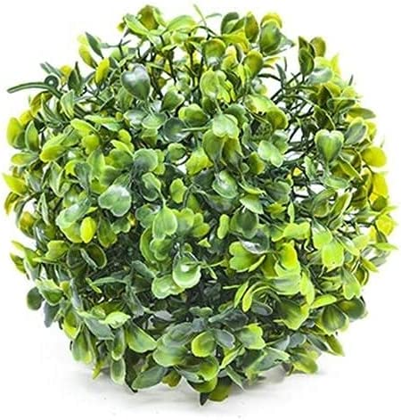 Cheap sale Max 66% OFF Livronic Artificial Topiary Ball 16in Faux Boxwood Perfect