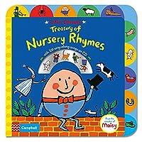 Lucy Cousins Treasury of Nursery Rhymes (Book & CD)