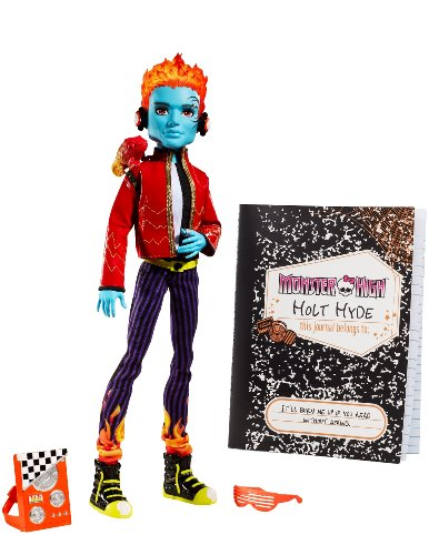 Mattel N2851 Monster High Holt Hyde