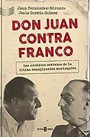 Don Juan contra Franco: Los papeles perdidos del régimen