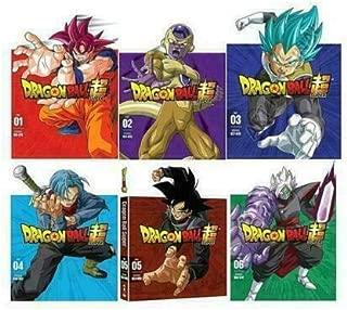 New, Dragon Ball Z Super: Complete Series Part 1-6 (DVD)