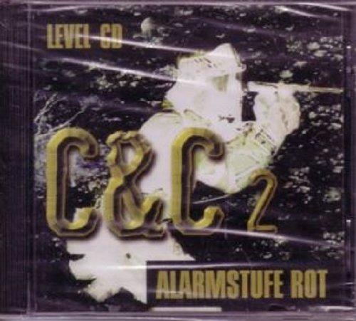 Level-CD , C & C 2 Alarmstufe Rot, CD-ROM, Windows ab 3.1