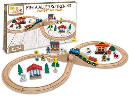 Modellini di treni e tram