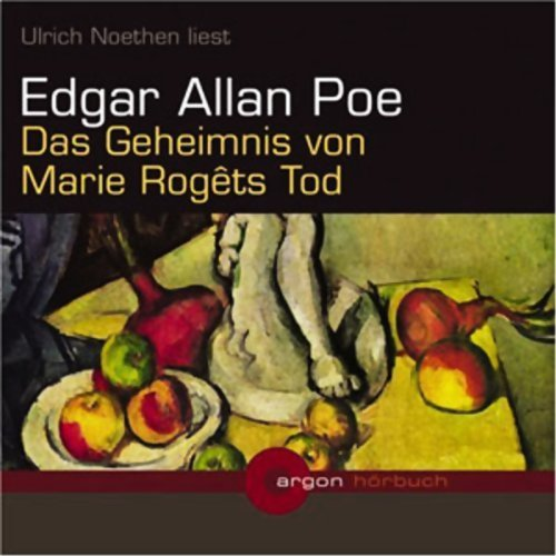 Das Geheimnis von Marie Rogêts Tod Titelbild
