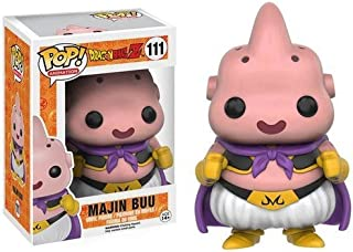 Funko POP Anime: Dragonball Z - Majin Buu Action Figure