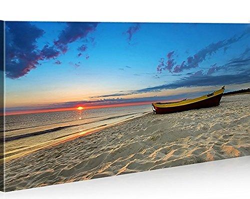 Quadro moderno vacanze al mare Stampa su tela - Quadro x poltrone salotto cucina mobili ufficio casa - fotografica formato XXL Quadri