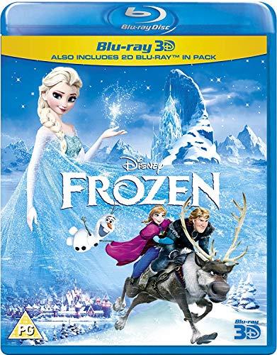 Frozen [3D Blu-ray + Blu-ray]