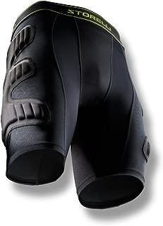 Storelli BodyShield Unisex Goalkeeper Sliders 2.0 | Padded Soccer Sliding Undershorts | Enhanced Lower Body Protection