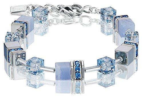Coeur de Lion Women Stainless Steel Link Bracelet - 4017/30-0720
