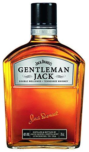 Jack Daniel's Gentleman Jack Rare Tennessee Whiskey (1 x 0.7 l) | Außen Gentleman, innen Jack - zweifach mild