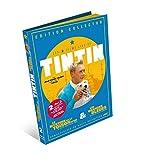 Tintin, coffret de 2 films - Les Oranges Bleues et Le Mystère de la Toison d'Or - Coffret Blu-Ray [Édition Collector - Boîtier Mediabook]