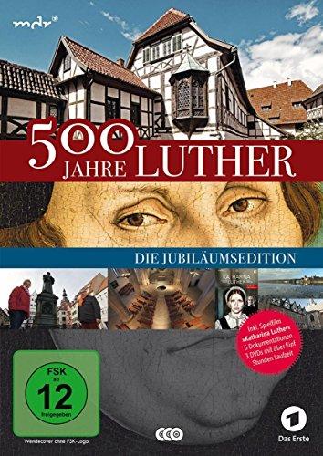 500 Jahre Luther - Die Jubiläumsedition [3 DVDs]