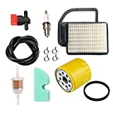 Hilom 20 083 02-S Air Filter Tune Up Kit for Kohler SV470 SV471 SV480 SV530 SV540 SV541 SV590 SV591 SV600 SV601 SV610 SV620 Engine Craftsman 24642 Ariens 21541600 Toro Lawn Mower Tractor