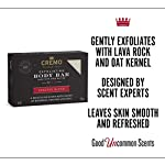 Cremo Exfoliating Reserve Blend Body Bar, An Elevated Blend with Notes of Kentucky Bourbon, Smoked Vetiver and American… 4