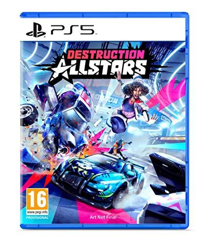 Destruction AllStars sur PS5, Jeu d'action PlayStation 5, 1 joueur, Version physique, En français