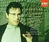 Klavierkonzert 1-5 und Tripelkonzert - Zacharias