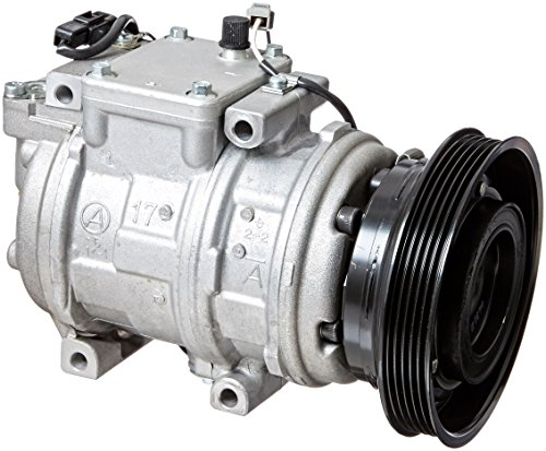 Denso 471-1238 New Compressor with Clutch