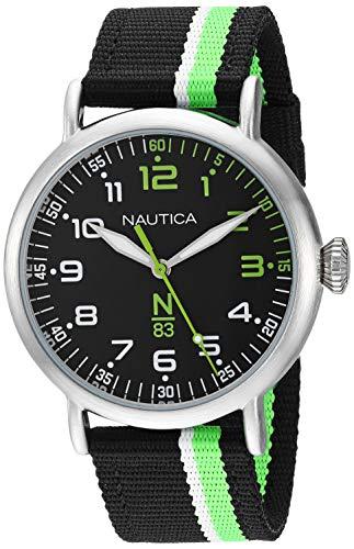La mejor comparación de Reloj Nautica del mes. 18