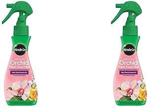 Scotts 100195 Miracle-GRO Plant Food Mist (Orchid Fertilizer), 8 oz. (2 Pack)
