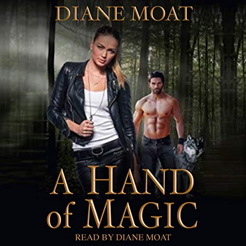 A Hand of Magic Audiobook By Diane Moat cover art