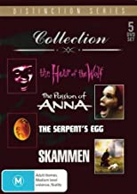 Hour of the Wolf/Skammen/Passion of Anna/Serpent E