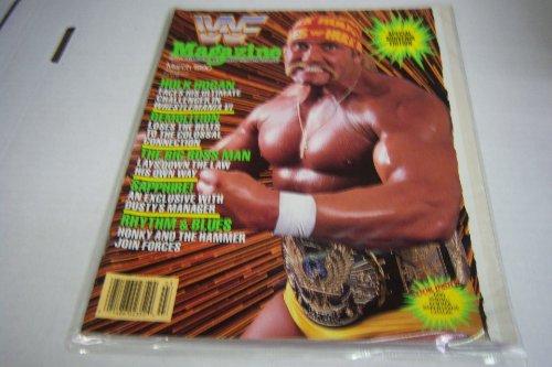 Wwf Magazine March 1990 Special Souvenir Edition Hulk Hogan (wwf Magazine)