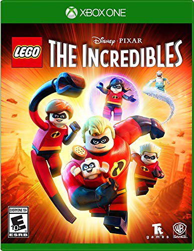 Product Image of the LEGO Disney Pixar's The Incredibles - Xbox One