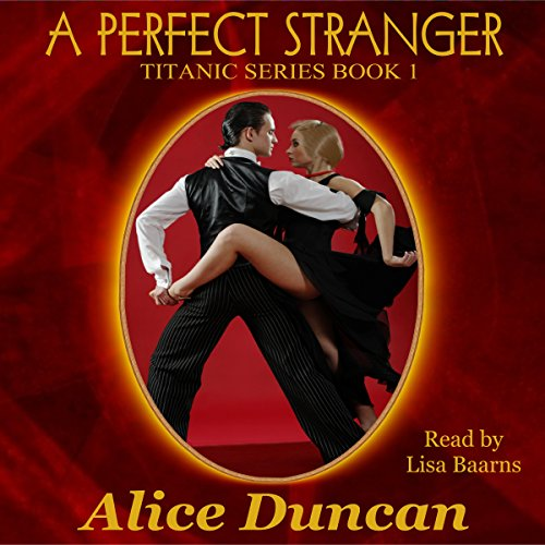 A Perfect Stranger audiobook cover art