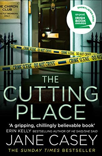 The Cutting Place The gripping latest new crime suspense thriller from the Top Ten Sunday Times product image